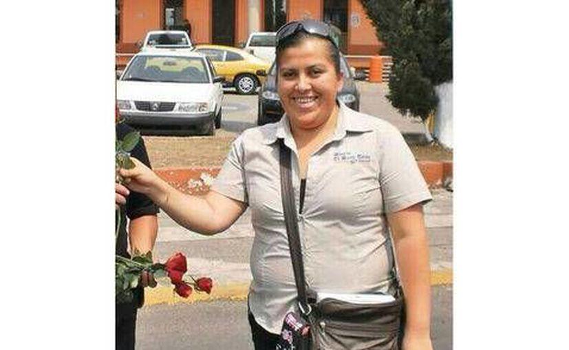El cuerpo de Anabel Flores fue localizado este miércoles en una carretera a Oaxaca. (Milenio)