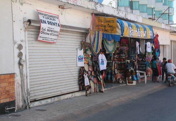 El año pasado cerraron 55 empresas en la isla. (Julián Miranda/SIPSE)