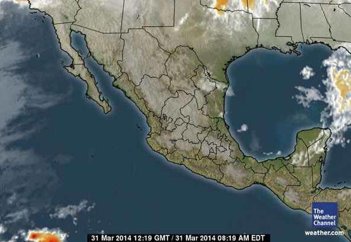 Día húmedo con un 20% de probabilidad de lluvia. (espanol.weather.com)