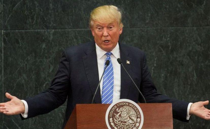 El presidente estadounidense fue calificado como un 'loco' y 'con el intelecto de niño' por parte de sus colaboradores. (Animal Político)