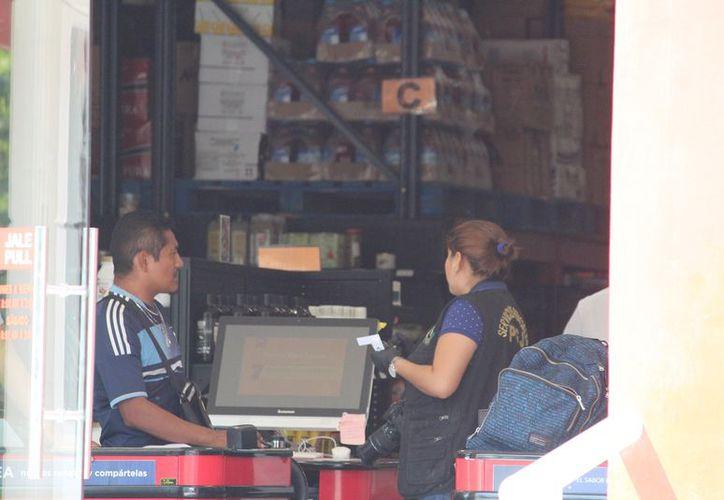 Hasta el tercer trimestre del año pasado el C-4 tenía una estadística de mil 311 llamadas de auxilio relacionadas con los delitos de robo. (Adrián Barreto/SIPSE).