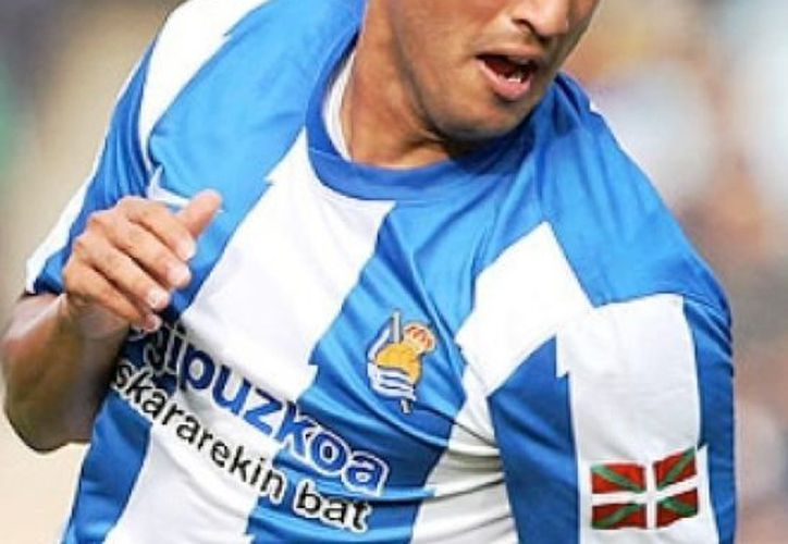 Vela quiere superar los siete goles con los que cuenta esta temporada con los Txuri Urdin. (Foto: Agencias)