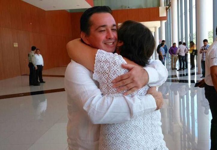 Enrique Lara González quedó libre de toda responsabilidad en el asesinato del también psiquiatra Felipe Triay Peniche. (SIPSE)