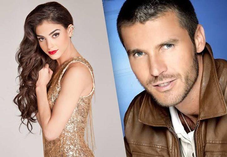 'Tanto amor', protagonizada por Melisa Barrera y Leonardo García podría ser la última telenovela de TV Azteca. (novelalounge.com)
