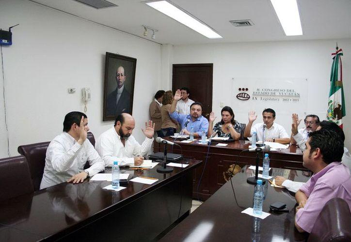 Diputados del Congreso local analizarán el Paquete Fiscal 2013. (Milenio Novedades)