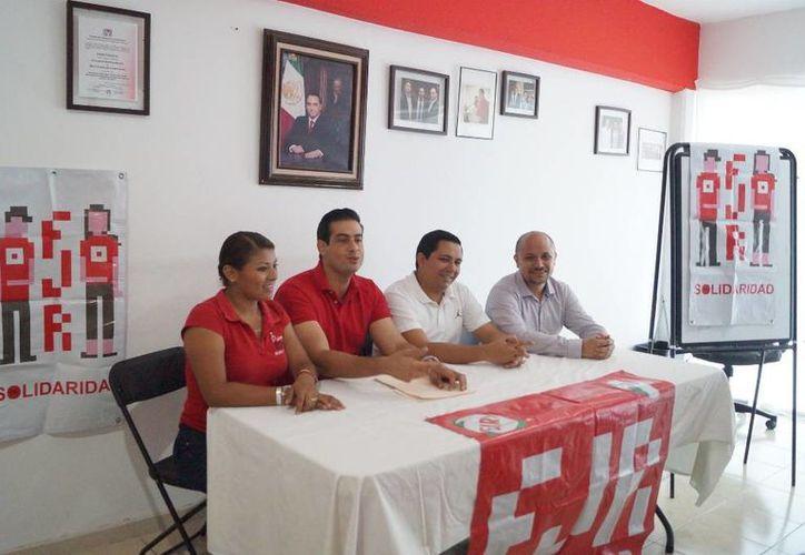 En conferencia de prensa mencionaron que para este año esperan rebasar la meta del año pasado. (Loana Segovia/SIPSE)