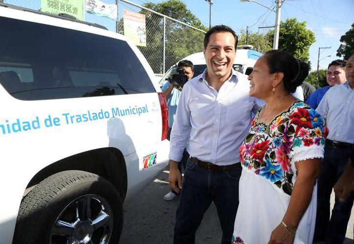 El alcalde de Mérida afirmó mantenerse en comunicación con otras dependencias, para atender oportunamente los casos de emergencia que se registren en la localidad. (SIPSE)