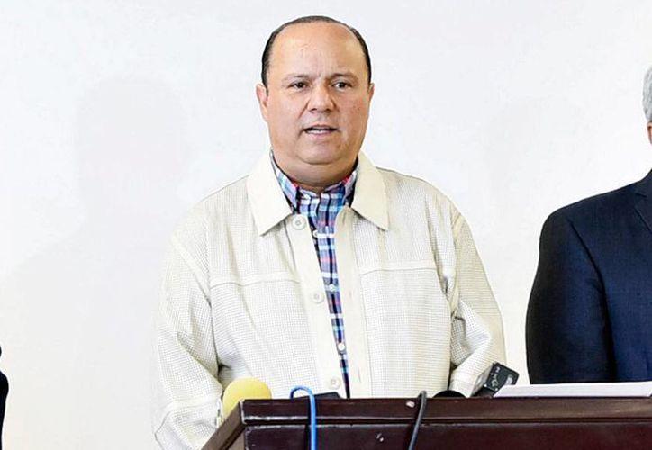 El gobernador de Chihuahua, César Duarte Jáquez,  tiene 17 denuncias en su contra por irregularidades detectadas por la Auditoría Superior de la Federación. (Archivo/Notimex)
