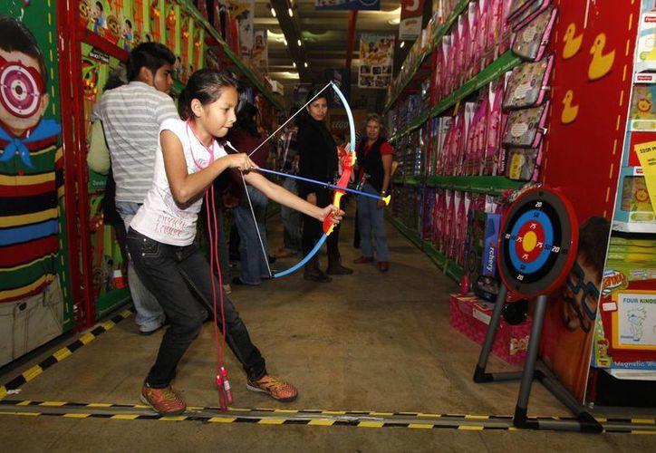 En México, existen alrededor de 27 millones de consumidores de juguetes, quienes en promedio gastan 80 dólares cada uno. (Notimex)