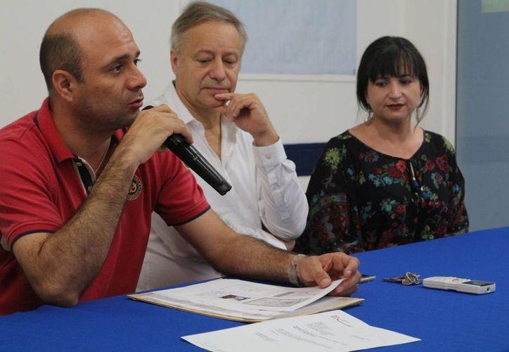 La Canaco invitó a los productores de Playa del Carmen a exportar sus productos a Italia. (Adrián Barreto/SIPSE)