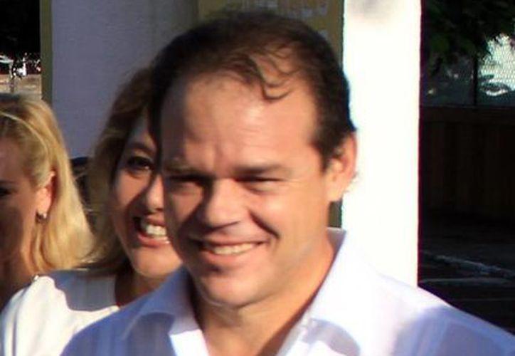 Jorge Luis Esquivel Millet fue parte del equipo de transición de Rolando Zapata. (SIPSE/Archivo)