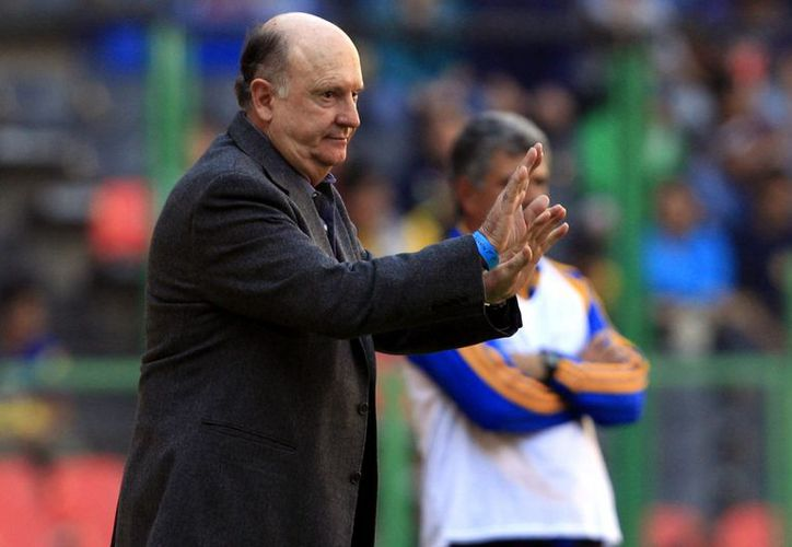 Manuel Lapuente llevó al Puebla de La Franja a conquistar dos campeonatos en las temporadas 82-83 y 89-90. (Agencia Reforma)