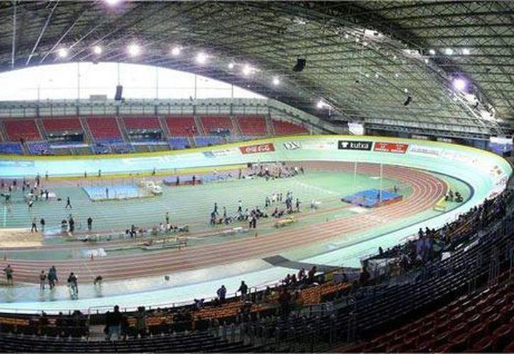 El Velódromo de Anoeta será escenario de una de las  proyecciones del Festival de San Sebastián. (sansebastian2013.com/Archivo)