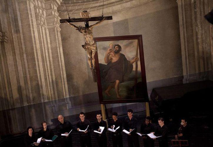 Pasaron 200 años para que las composiciones de Cayetano Pagueras y Juan París volvieran a cantarse. (Agencias)