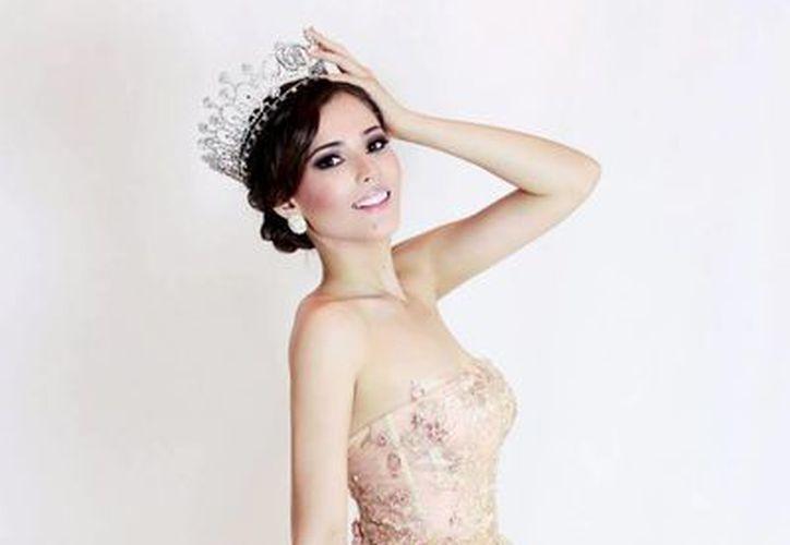 Josselyn Garciglia Bañuelos, ganadora del certamen de Nuestra Belleza México. (Internet)