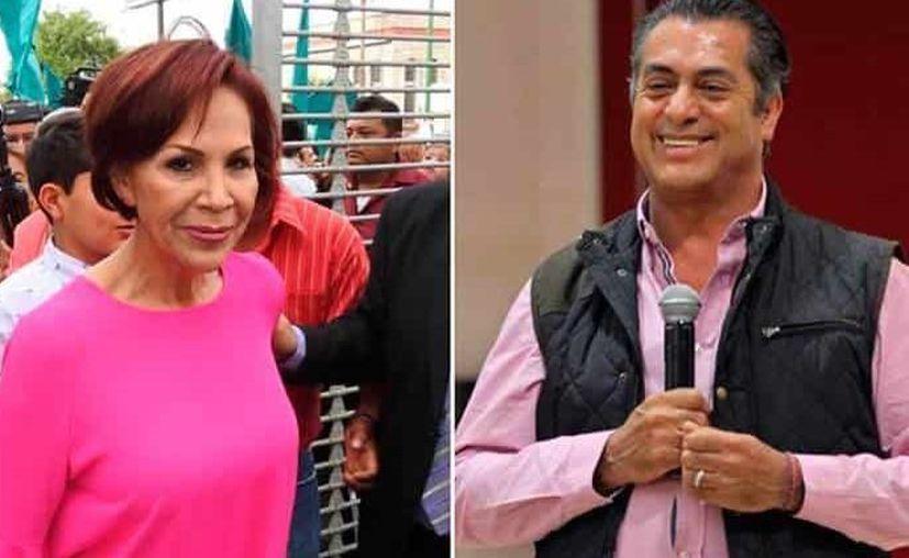 La suegra del gobernador de Nuevo León ya se jubiló y que recibirá una pensión de unos 29 mil 795 pesos netos. (El Pulso)