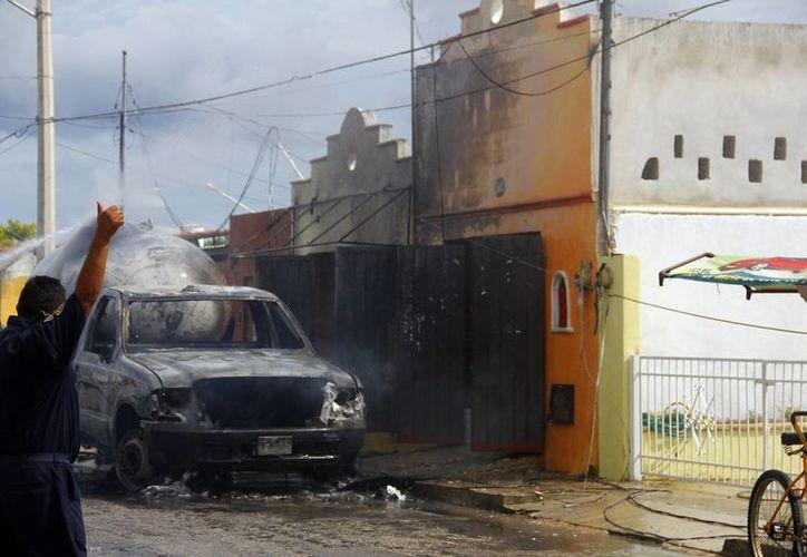 Representantes de la gasera y los dueños del molino afectado en la explosión no han llegado a ningún arreglo. (SIPSE)
