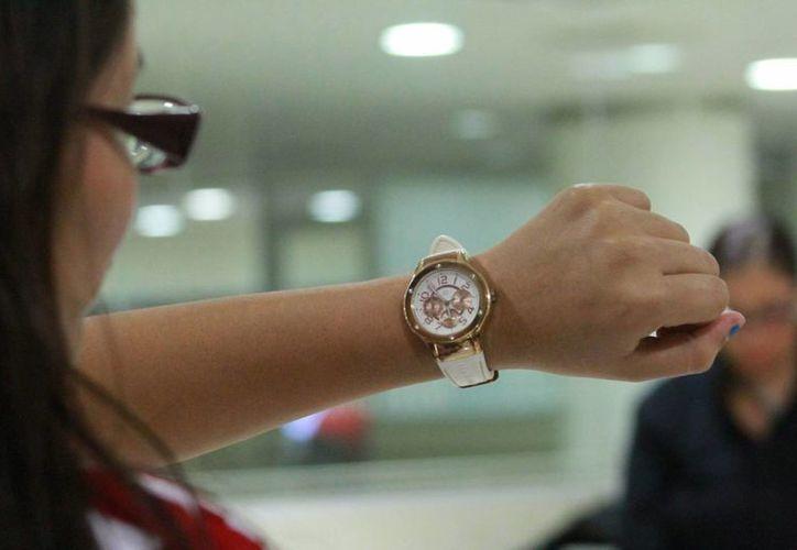 Los cancunenses se confundieron con el cambio de horario. (Redaccion/SIPSE)