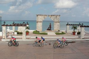 Arranca el triatlón internacional en Cozumel