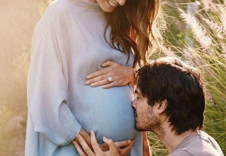 Aunque se desconocen detalles del nacimiento, se ha filtrado que la pequeña llevará el nombre de Bodhi Soleli Reed Somerhalder. (Instagram)