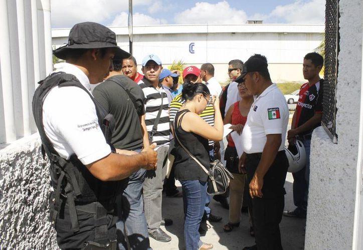 El abuelo interpuso una denuncia en la Procuraduría General de Justicia del Estado. (Sergio Orozco/SIPSE)