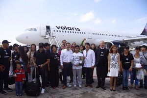 Inicia la nueva ruta Cancún-San Juan, Puerto Rico