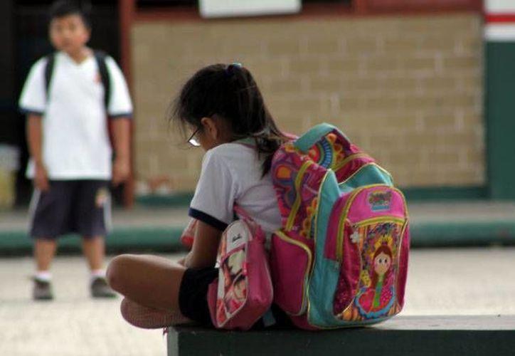 """Algunas víctimas de bullying practican el """"cutting"""" como una forma sustituir el dolor psicológico por el físico. (Redacción/SIPSE)"""