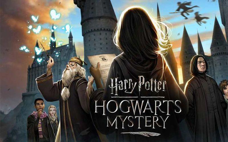 Hogwarts Mystery arribará este mes a iOS y Android — Harry Potter