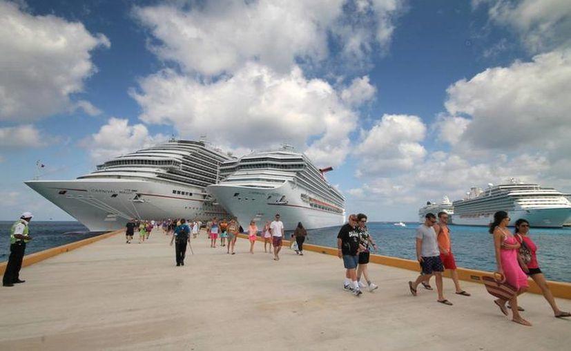 Las embarcaciones se distribuirán a cicno terminales. (Redacción/SIPSE)