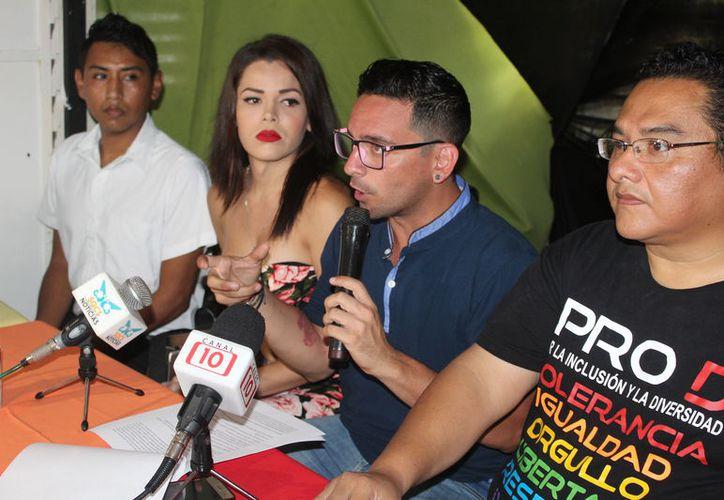 El evento, que se realizará sobre la avenida de los Héroes, espera congregar a  aproximadamente 800 personas. (Joel Zamora/SIPSE)