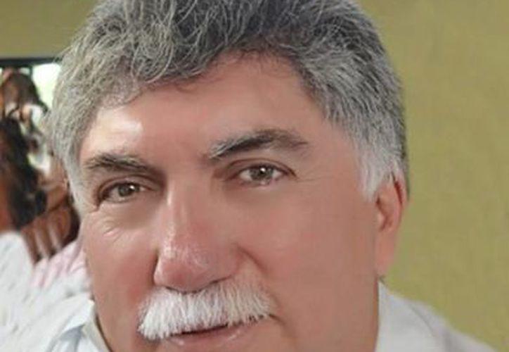 Juan Ortegón Pacheco, titular de la Secretaría de Salud. (Redacción/SIPSE)