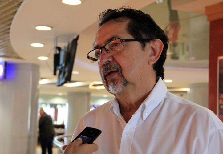 Marco Antonio Góngora, administrador del Aeropuerto de Mérida, declaró que están siendo efectivas las estrategias en materia de seguridad. (Milenio Novedades)