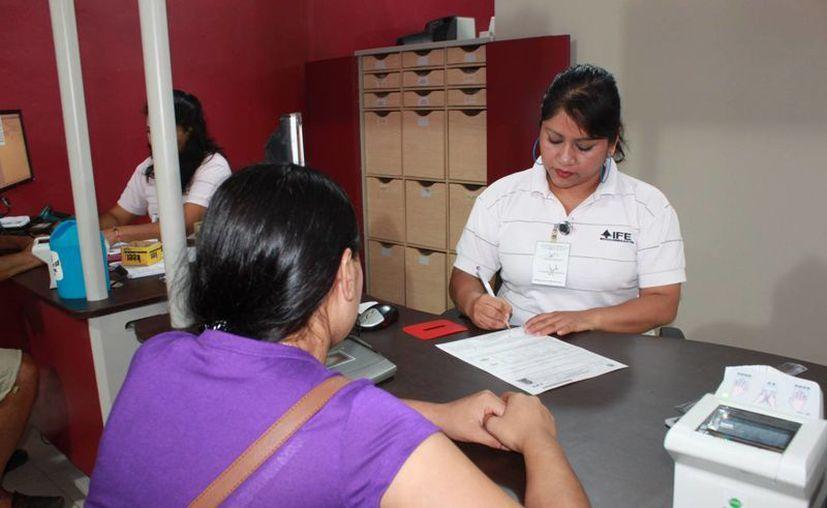 Los consejos distritales de Quintana Roo podrían cambiar en el mediano plazo. (Adrián Barreto/SIPSE)