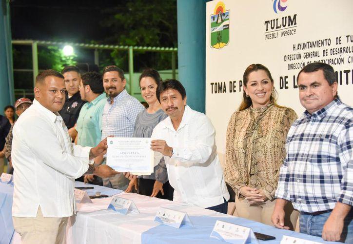 Unos 14 representantes ciudadanos serán los ojos y la voz de los habitantes de Tulum (Foto: Especial)