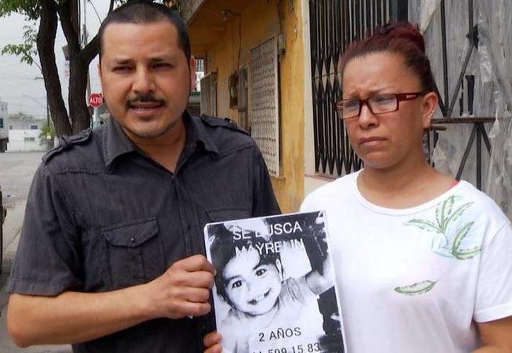 Familiares de la niña interpusieron una denuncia el miércoles pasado por la desaparición de Mayrelin Aranza Martínez Herrera. (mtynews.com)