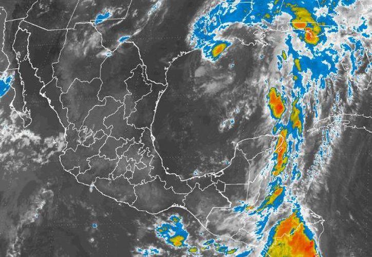 Para hoy se espera un día nuboso en Chetumal. (Conagua)