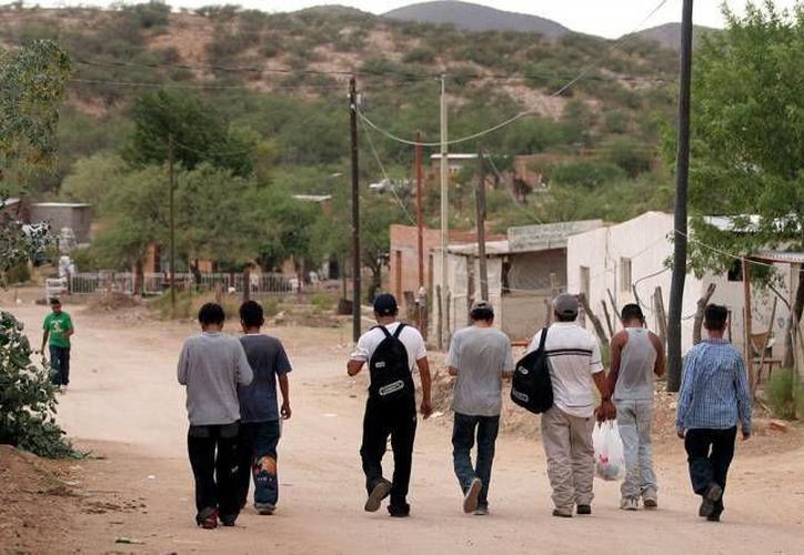 En Oxkutzcab, la Segob registró a 22 personas que fueron repatriadas. (Foto: Agencias)
