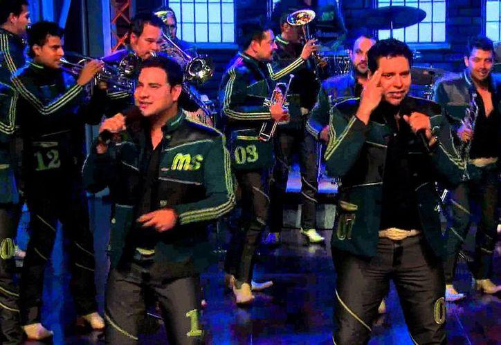 La Banda MS se encuentra realizando su gira musical por diferentes puntos de centroamérica.(Foto tomada de Facebook/Banda MS)
