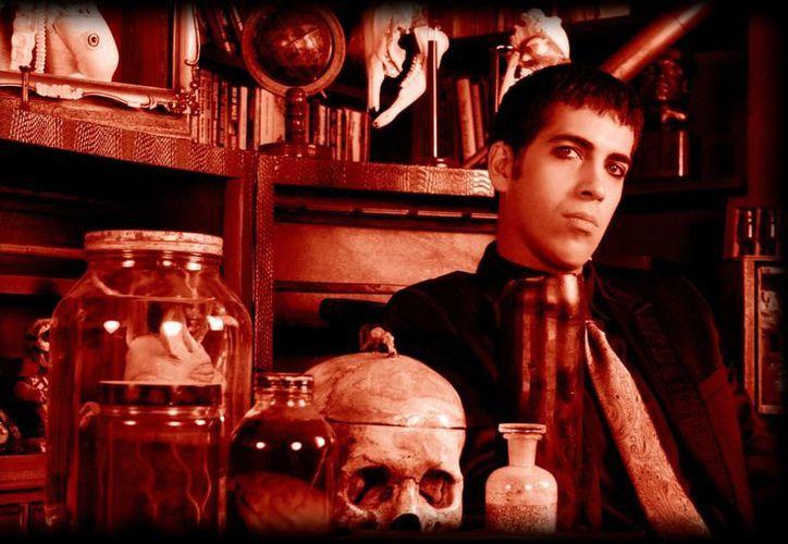 El cineasta Rodrigo Gudiño quiere al actor Alexis Ayala en el filme de terror. (feratumfilmfest.com)