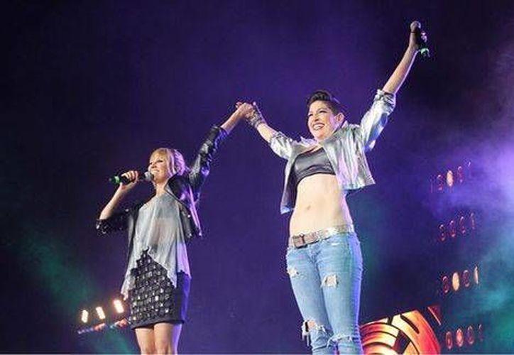 Las hermanas Ha-Ash se presentarán el próximo 18 de junio en el Coliseo Yucatán. (Notimex)