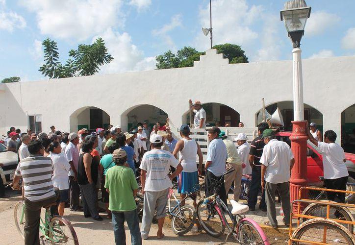 Del padrón ejidal, 19 campesinos están sancionados. (Gloria Poot/SIPSE)