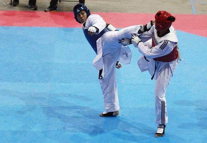 México comenzó bien su participación en el Open de Tae kwon do en Aguascalientes, el cual continúa este sábado. (palestraaguascalientes.com)