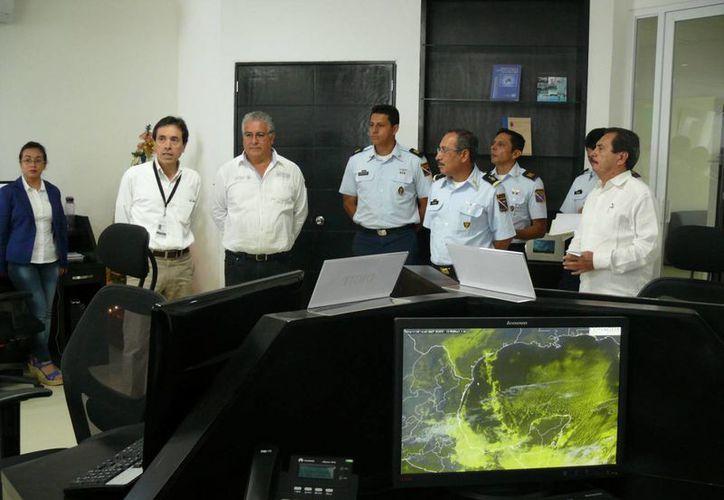 Mérida se unió a las celebraciones del Día Meteorológico Mundial. (SIPSE)
