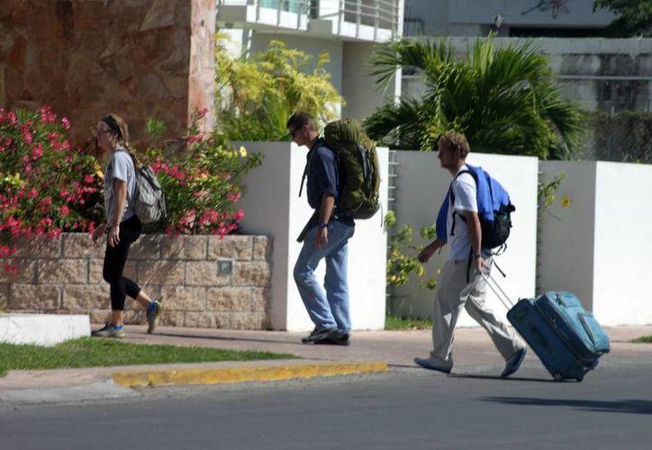 Durante 2012 un promedio de 150 mil ciudadanos rusos visitaron Quintana Roo. (Harold Alcocer/SIPSE)