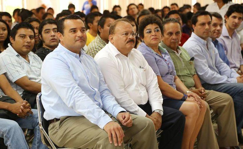 El alcalde meridano, Renán Barrera Concha, sostiene un diferendo con ABC Leasing. (SIPSE)