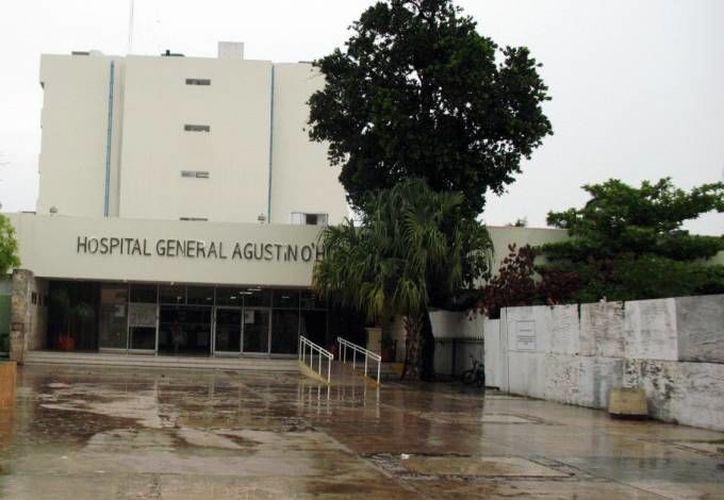 La mujer tuvo que ser trasladada de Kanasín al Hospital O'Horán de Mérida. Imagen de contexto. (Archivo/SIPSE)