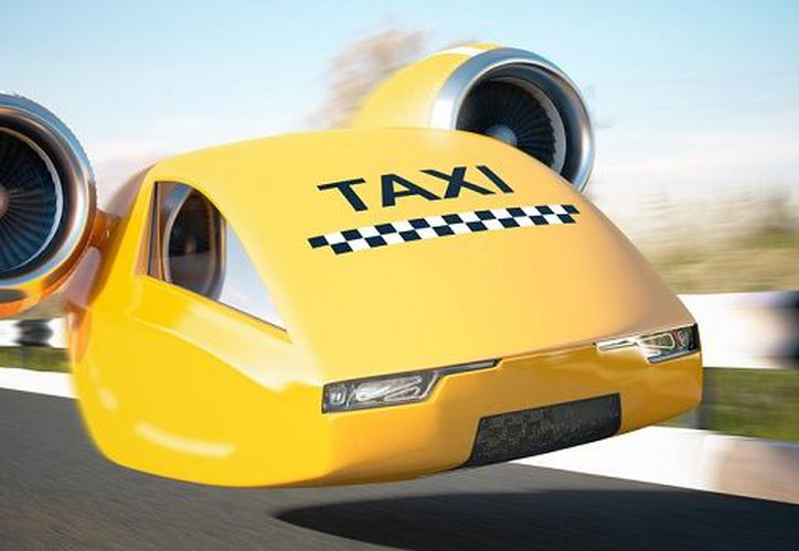 Se considera que el tiempo máximo de viaje en un 'taxi volador' sea de 30 minutos. (Foto: Contexto/Internet).