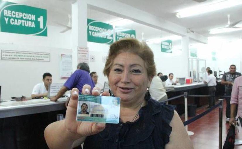 Ya puedes tramitar o renovar tu licencia en línea en Yucatán. (Archivo/Sipse)