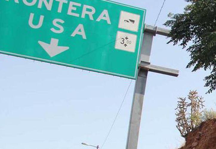 La diligencia se efectuó en el cruce fronterizo que une a las ciudades de Brownsville, Texas, y Matamoros, Tamaulipas. (Imagen de contexto old.nvinoticias.com)
