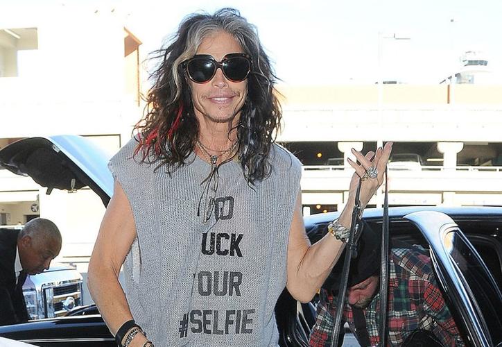 Steven Tyler, líder de la banda, pidió al magnate que deje de usar su música, ya que no cuenta con permiso para reproducirla. (Foto: El Espectador)